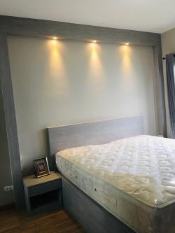 ขายห้องชุด renovate ใหม่ สวย บิล์ทอินครบพร้อมอยู่ คอนโด A-space สุขุมวิท 77 ขนาด 35 ตารางเมตร