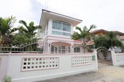 ขาย บ้านเดี่ยว 2ชั้น 54.6 ตารางวา รีโนเวทใหม่ทั้งหลัง ถูกที่สุดในโครงการ หมู่บ้านน่าอยู่มากๆ