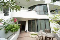 ให้เช่า ทาวน์โฮม 4 ชั้น  Garden House Rama III  32 วา  ใกล้ สำนักงานเขต ยานนาวา BRT นราราม3