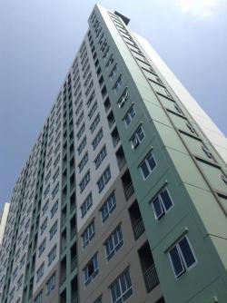 ให้เช่า ถูกๆ 7500 บาท ลุมพินี สุขุมวิท 77 ห้องเปล่า ใหม่ (ว่าง 15 เมษา) อาคาร B2 ชั้น 17 วิวสูง ใกล้ BTS อ่อนนุช 200 ม.