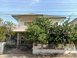 ขายบ้านเดี่ยว 2 ชั้น หมู่บ้านบุญถาวร 3 พื้นที่ 74 ตร.ว. อำเภอเมือง จังหวัดระยอง