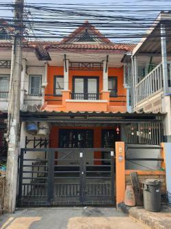 ขาย ให้เช่า ทาวน์เฮ้าส์ 2 ชั้น สิรินดา พรีโม่ พัทยา ชลบุรี