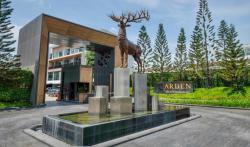 ขาย บ้านทาวน์โฮมส์ 3.5 ชั้น หลังมุม  หมู่บ้าน ARDEN พัฒนาการ20 กรุงเทพมหานคร