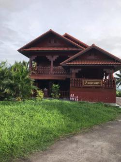 บ้านไม้สักทอง 2 ชั้น พร้อมที่ดินขนาด 3 งาน 1 ตารางวา อำเภอเชียงม่วน จังหวัดพะเยา
