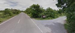 ขายที่ดินเปล่า 158 ไร่ ติดถนน 2 ด้าน อ.ดอนเจดีย์ จ.สุพรรณบุรี ราคาพิเศษ