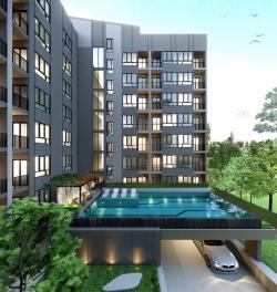 ขายดาวน์คอนโด The Indeed Condo Amata ชั้นสูงสุด เมือง ชลบุรี