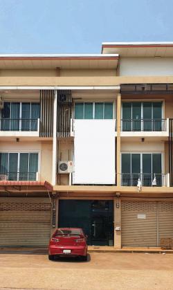 ขาย อาคารพาณิชย์ 3 ชั้น  จำนวน 1 คูหา หนองไผ่ จังหวัดขอนแก่น