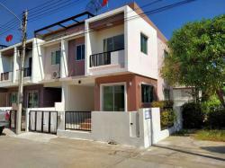 ขายถูกบ้านดีบางโทรัดห้องริมสวยแต่งใหม่ 23ตรว. ติดถนนพระราม 2 สมุทรสาคร โทร/ LINE 081 696 8784