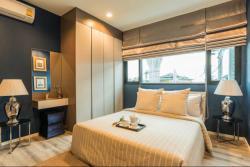 ขายคอนโด ขายถูก ห้องใหม่ วิวโค้งแม่นํ้าเจ้าพระยา ห้องมุม KNIGHTSBRIDGE SKY RIVER OCEAN
