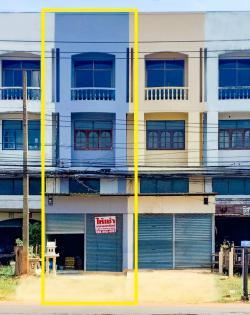 ขายอาคารพาณิชย์ เหมาะสำหรับทำธุรกิจ,สำนักงาน,ค้าขาย