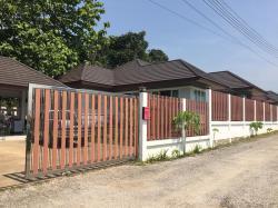 ขายบ้าน 1 ชั้น เนื้อที่ใช้สอยในบ้าน 115 ตรม ตำบลนาอาน อำเภอเมือง จังหวัดเลย