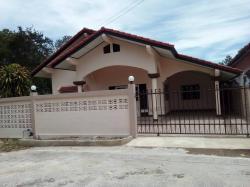 ขาย บ้านพร้อมที่ดิน 104 ตารางวา จอมบึง ราชบุรี