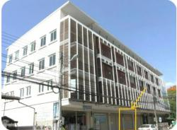 ขายอาคารพาณิชย์ 3ชั้นครึ่ง ตรงข้ามกับห้าง TESCO LOTUS ในเมืองแม่สอด
