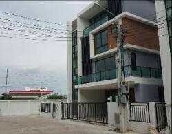 ให้เช่า ตึกสำนักงาน ใกล้สนามบินสุวรรณภูมิ สมุทรปราการ
