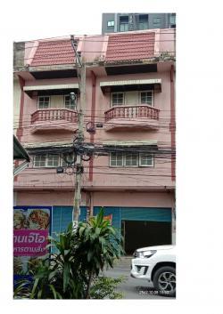 ขายอาคารพาณิชย์ 3 ชั้น 2 คูหาๆละ 15 ตร.ว. รวม 30 ตร.ว. เลขที่ 9/36-37 หมู่บ้านรัตนาธิเบศท์ 1 ต.เสาธงหิน อ.บางใหญ่  จ.นนทบุรี