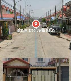 หมู่บ้านแดนทองวิลเลจ ต.บางโพธิ์เหนือ อ.สามโคก จ.ปทุมธานี เนื้อที่ 19 ตรว.