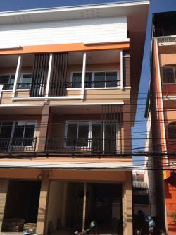 เจ้าของขายเอง อาคารพาณิชย์สร้างใหม่ 3 ชั้น ใจกลางจังหวัดตาก กลางเมือง 2 ห้องนอน 3 ห้องน้ำ