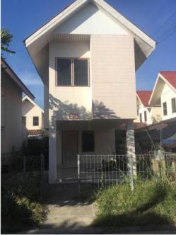 ขายบ้านเดี่ยว 2 ชั้น โครงการการอยู่วิทยา หนองจอก กรุงเทพมหานคร