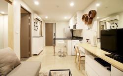 คอนโด Mirage Sukhumvit 27 แต่งสวย แบบ 1 ห้องนอน ABeautifullyDécor1BedroomUnitnearAsokeJunction