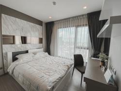 ประกาศปล่อยเช่า คอนโด Life Sukhumvit 62 1 bed 30 ตร.ม. Fully Furnished ชั้น 14 ระเบียงทิศตะวันออก ใกล้ bts บางจาก 200 เมตร