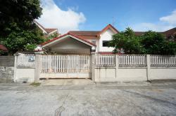 ขาย บ้านเดี่ยว 61 วา หมู่บ้าน ประชาสุขซิตี้  ประชาอุทิศ ทุ่งครุ ติด โลตัส ประชาอุทิศ