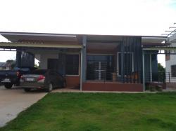 ขายบ้านสวย สภาพใหม่ เนื้อที่ 114 ตร.วา. อำเภอวารินชำราบ จังหวัดอุบลราชธานี