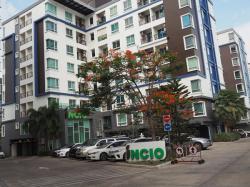 ขาย/ให้เช่า คอนโด Incio อินซิโอ้ อาคาร B ชั้น2 เนื้อที่ 48 ตร.ม. ถ.เสรีไทย บึงกุ่ม พร้อมอยู่