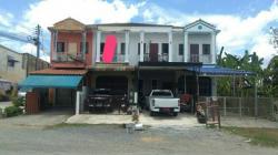 ขาย บ้าน ทาวเฮ้าส์ 2 ชั้น ติดถนนสายควนลัง-บ้านพรุ หาดใหญ่ สงขลา