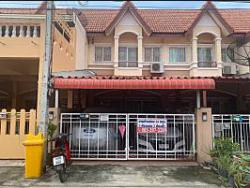 ขายบ้าน ทาวน์เฮ้าส์ 2 ชั้น หมู่บ้านพรทวีวัฒน์ 3 คลองหลวง ปทุมธานี เจ้าของขายเอง