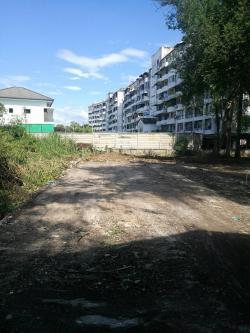 ขายที่ดินพร้อมโกดัง 1ไร่ 3งาน 98ตารางวา ติดกับ รพ.ลานนาสร้างใหม่ อยู่ในจังหวัดเชียงใหม่