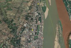 ขายที่ดิน ใกล้ แม่น้ำโขง พระธาตุพนม และ ด่านตรวจคนเข้าเมือง จังหวัดนครพนม สนใจติดต่อ 082-449-9636