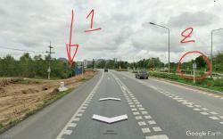 ขายที่ดินเปล่า ติดถนนพหลโยธิน จังหวัดตาก ขาออก ไปทางเชียงใหม่ สนใจติดต่อ 082-449-9636
