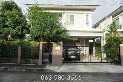 ขายด่วน บ้านแฝด หลังมุม เดอะ แพลนท์ เอสทีค พัฒนาการ ใกล้เมือง สนใจติดต่อเข้าชมโครงการ 063-9803555