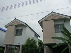 ให้เช่าบ้านเอื้ออาทร ปทุมธานี (รังสิตคลอง 10/2) บ้านสะอาด ราคา 2,500บาท/ด T0840709000
