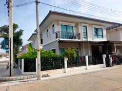 ขาย บ้านเดี๋ยว 2 ชั้น JSP คลอง1 อายุ1ปี T 0967042107