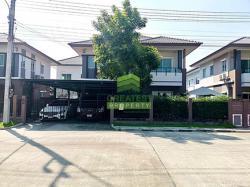 หมู่บ้าน เดอะ แพลนท์ THE PLANT ถนน เศรษฐกิจ 1 นาดี ขายด่วน บ้านเดี่ยว 2 ชั้น เนื้อที่ 50.80 ตร.ว สวย พร้อมอยู่