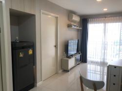 ปล่อยเช่า Vio condo ชั้น 8 ราคาดี ห้องสุดท้าย ตำบลบางกระสอ เมืองนนทบุรี โทร 081-426-5979