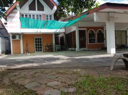 ขายบ้านพร้อมที่ดิน  118 ต.ร.ว.  ซ.งามวงศ์วาน 35 แนวรถไฟฟ้าMRT สายสีน้ำตาล
