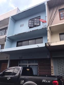 ขายอาคารพาณิชย์ สามัคคี 23 (ท่าทราย) นนทบุรี