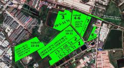 ที่ดินเปล่า 139-0-60 ไร่ ตำบลบางนาง อำเภอพานทอง จ.ชลบุรี