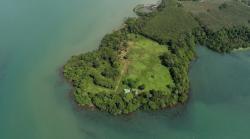 ที่ดินเปล่า 37 ไร่ ติดทะเล 3ด้าน บนทำเลที่ดีที่สุด อ.แหลมงอบ จ.ตราด