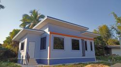 บ้านสร้างใหม่ 3นอน 1น้ำ 1ครัว ในแหล่งชุมชนปลอดภัย