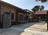 ขายบ้านเดี่ยว ชั้นเดี่ยว 261 ตร.ว. บ้านปลูกสร้างใหม่ ใกล้ศาลากลางจังหวัดเชียงใหม่