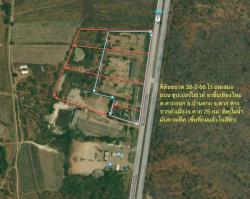 ขายที่ดิน เนื้อที่ 38-3-56 ไร่ อ.บ้านตาก จ.ตาก พร้อมสิ่งปลูกสร้างและใบอนุญาติ ประกอบโรงงาน