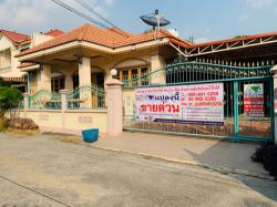 ขายบ้านเดี่ยวชั้นเดียว หมู่บ้านยุคลธร ขนาด 67.1 ตรว หมู่บ้านยุคลธร อ.พระพุทธบาท จ.สระบุรี