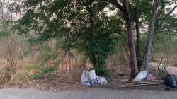 ขายที่ดินเปล่า 100 ตารางวา  หมู่บ้านสราญรมณวิว  ต.ยุหว่า อ.สันป่าตอง จ.เชียงใหม่ 50120