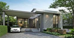 """บ้านเดี่ยวของตัวเอง...ผ่อนนิดเดียว!  โครงการ """"อุดรธานี"""" บ้านจั่น"""