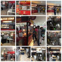 เซ้งกิจการธุรกิจร้านไก่ทอด 5 ดาว สาขาเมเจอร์นนทบุรี ท่าน้ำนนทบุรี ทำเลดี