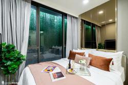 ขายคอนโดใหม่ The Nest Chula Samyan ใกล้ MRT Samyan 1 ห้องนอน เริ่ม 3.99 ลบ.