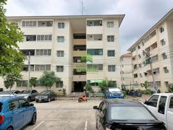 บ้านเอื้ออาทร ท่าตำหนัก นครชัยศรี ขายด่วน ห้องชุด เนื้อที่ 31.86 ตร.ม. อาคาร 7 ชั้น 3 พร้อมอยู่